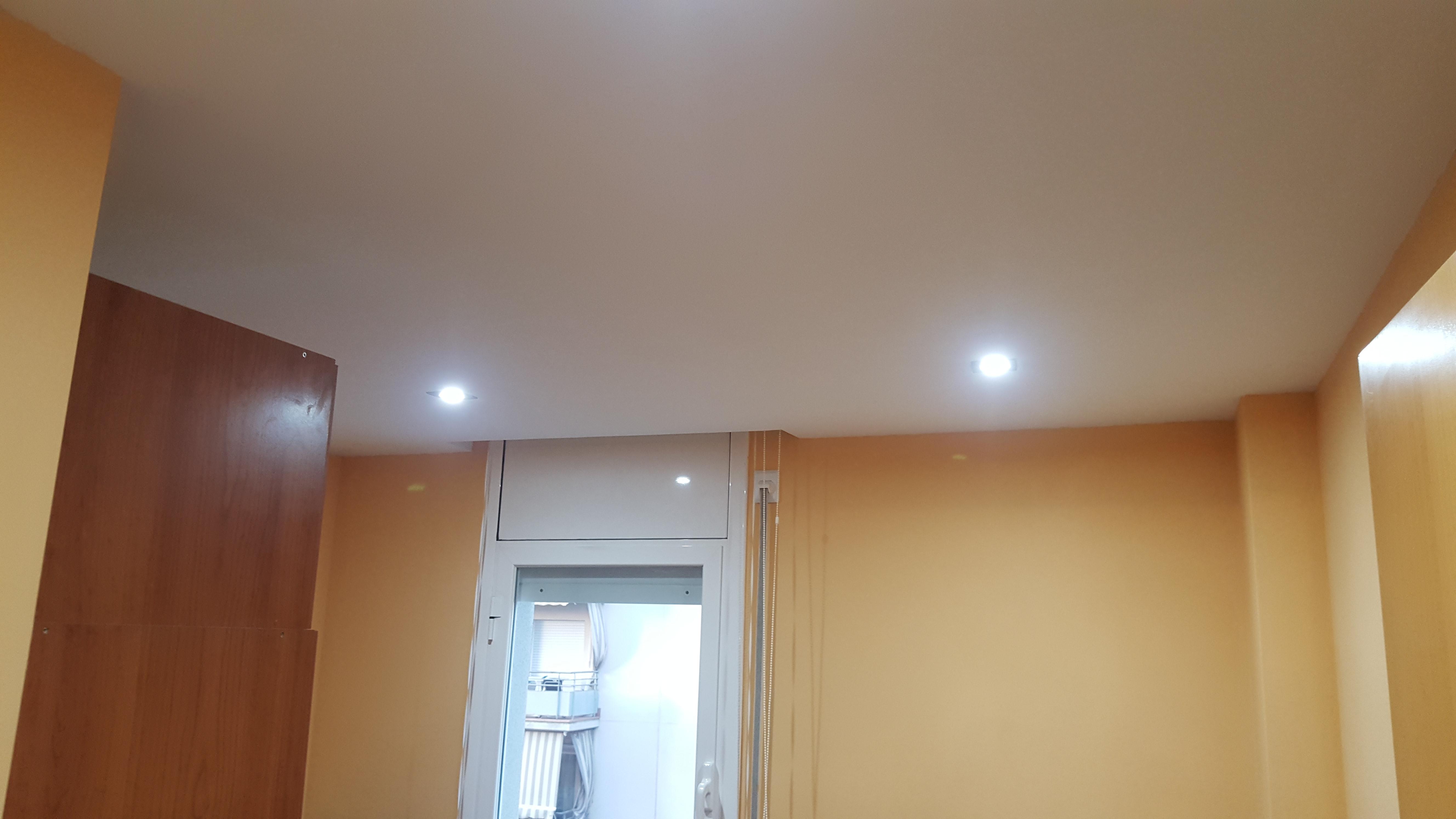 Aislamiento t rmico de techos con pladur y celulosa - Aislar paredes termicamente ...